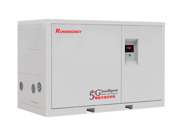 睿者无油螺杆式空气压缩机在气体行业应用极为广泛