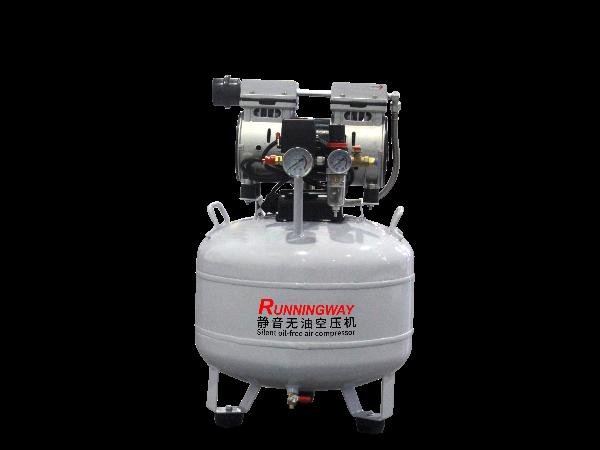 无油空压机在医药行业发挥着重要作用