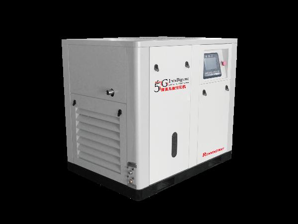 无油空压机在不同行业上的运用
