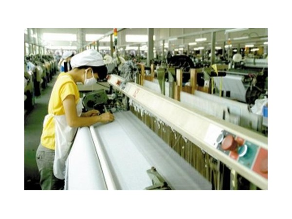 常熟某纺织厂无油空压机案例