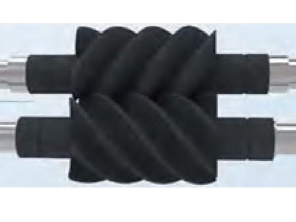 螺杆空压机主机转子直径和长径比