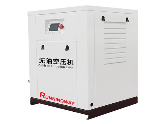 无油涡旋空压机应用制药行业的原因
