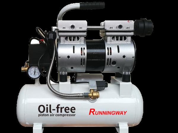 静音无油活塞压缩机与有油空气压缩机的区别