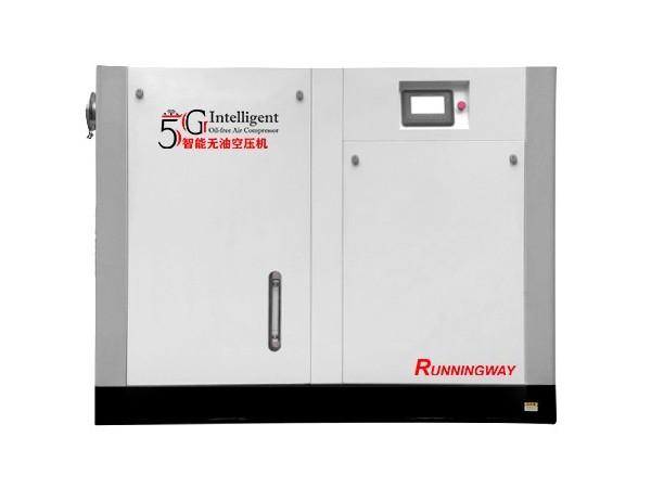 无油水润滑空压机18-90KW