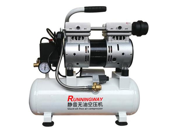 RHB系列工业无油活塞机