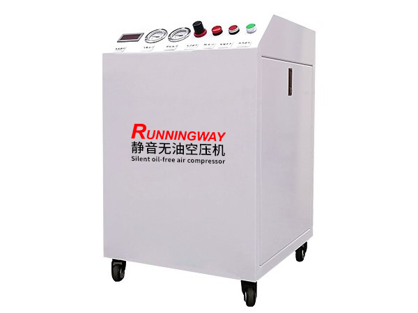 BHA系列箱式无油活塞式空压机
