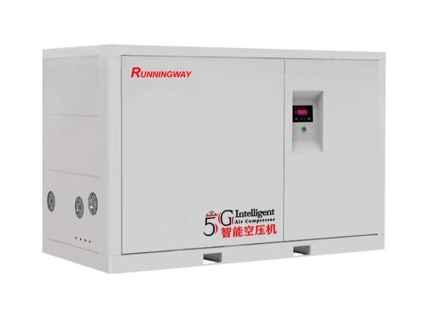 5G智能双级永磁变频螺杆空压机
